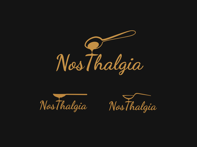 NosThalgia Restaurant Logo