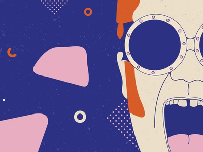 Elton John Illustration