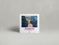 AMEN   art R1 pxw praise and warships album artwork music prayer amen digital collage minimal texture newmusic album cover album art