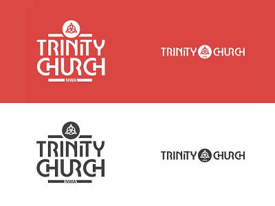 Trinity Church NWA - identity arkansas ar northwest ar nwa northwest arkansas christian identity branding logo trinity church