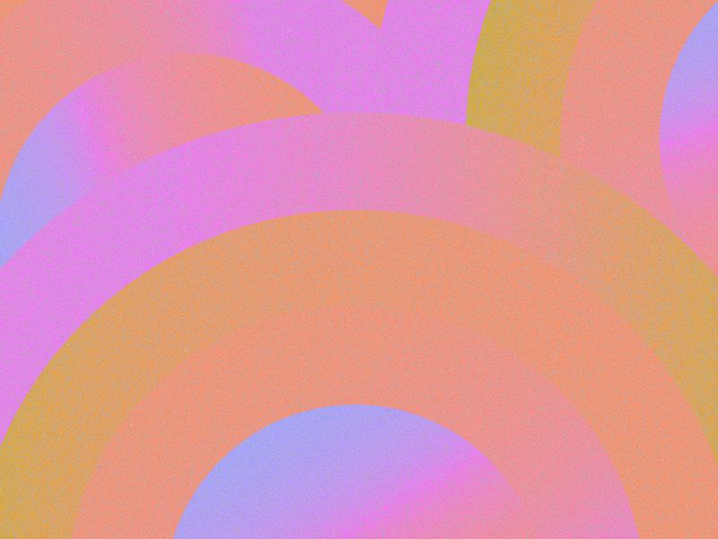 YDHTSAAA 7 album design gradients circles instrumental chill ambient album art mix playlist designers mx designersmx
