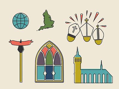 Reformation Infographic - The Village Church catholic info baptist lutheran jesus christ reformation luther protestant infographic christian