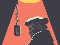 Martin Luther in the spotlight