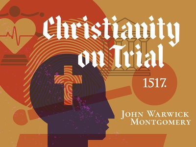 Christianity on Trial - art theology 1517 album art minimal texture cross christianity illustration justice podcast law trial christian