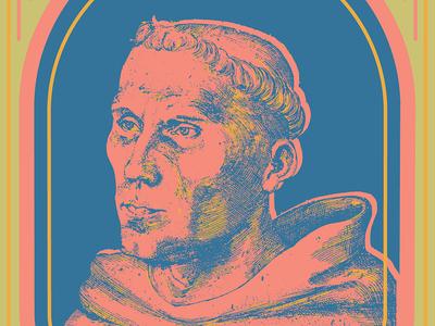 Luther as an Augustinian Monk — Heidelburg Disputation