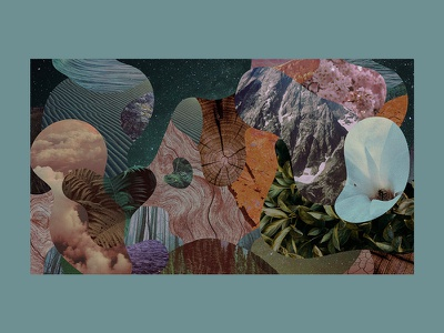 untitled collage shapes photo manipulation photo collage photo photos textures earth creation nature collage art collage texture