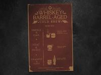Whiskey BACB — ONYX menu