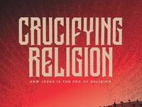 Crucifying religion  donavon riley spread 6x9