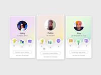 Runrun - Social Cards