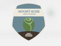 Destination Art - Mount Rose, Olympic National Park