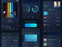 Trix app ui  kit  freebie