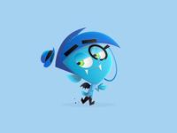 Anti - Cosmo Character