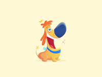 Sparky Character