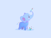 Baby Elephant 🐘