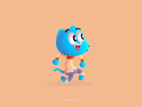 Gumball Character