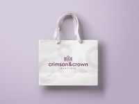 Crimson & Crown Branding Collateral