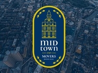 Mid Town Badge