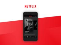 Netflix Explore tab