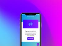 Hashtag generator app