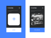 A Colourizer App