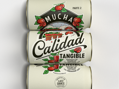 Mucha Calidad beverages juice label packaging label design labeldesign packaging packagedesign mexico design logotype illustration lettering typography