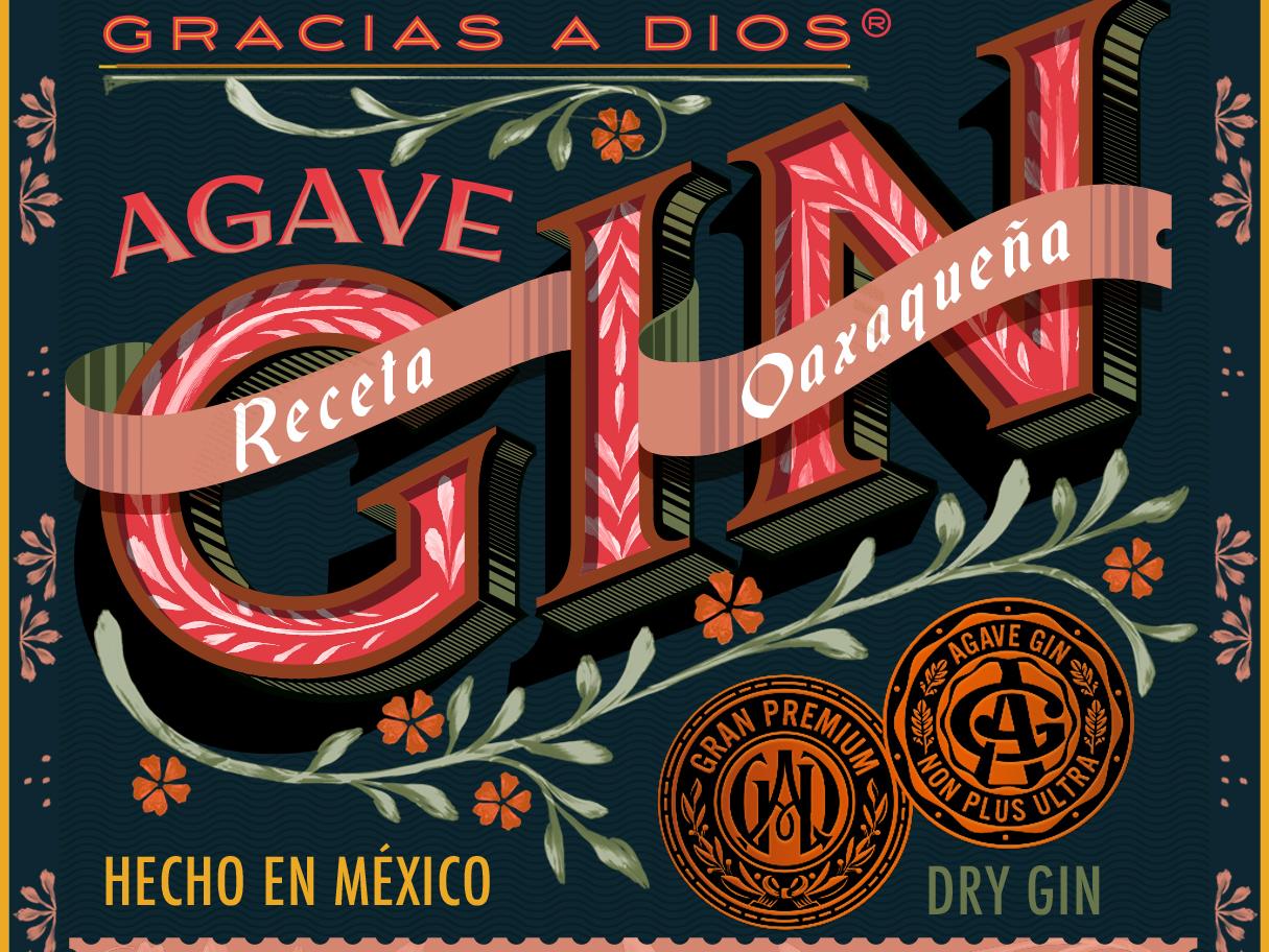 Receta Oaxaqueña floral illustration medals monograms handcrafted bespoketype customtypography customlettering typography lettering