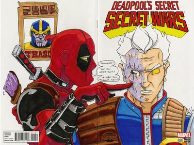 Deadpool s Secret Secret Wars