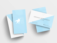 Her Cute Things business card design