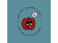 Apple Illustration