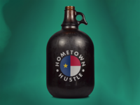 Hometown Hustle Growler