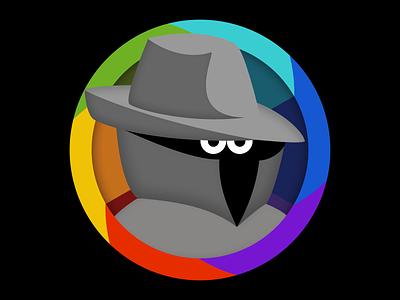 Art van Guard game adventure visual identity icon