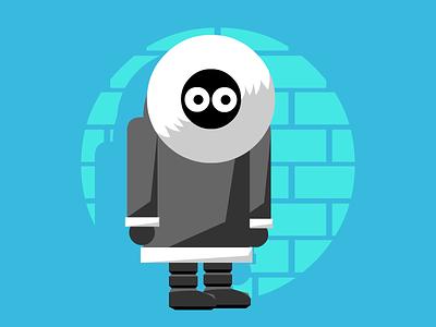 Eskimo eskimo ice game game character character
