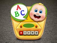 Baby Recorder App Icon