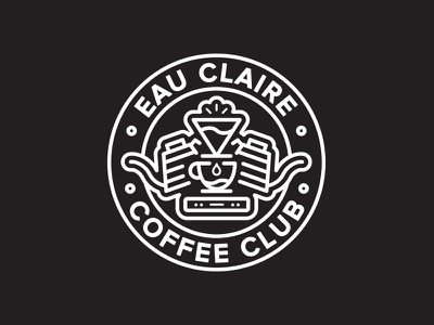 ECCC ink signals eau claire coffee club coffee