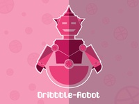 Weekly warm-up : Dribbble-Robot