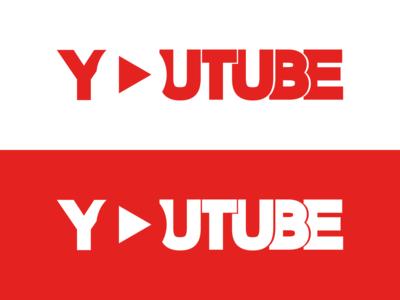 Youtube Logo concept