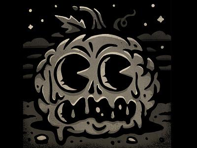 Pumpkin Scratch 2020 halloween jackolantern pumpkin illustration