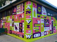 Bankview Mural