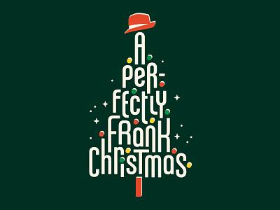 Calgary Jazz Orchestra Poster (Sinatra/Christmas) fedora jazz sinatra poster christmas hat tree