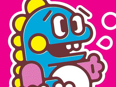 Bubble Bobble gaming retro nes bub bobble bubble