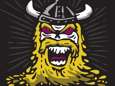 Beer Beard Viking