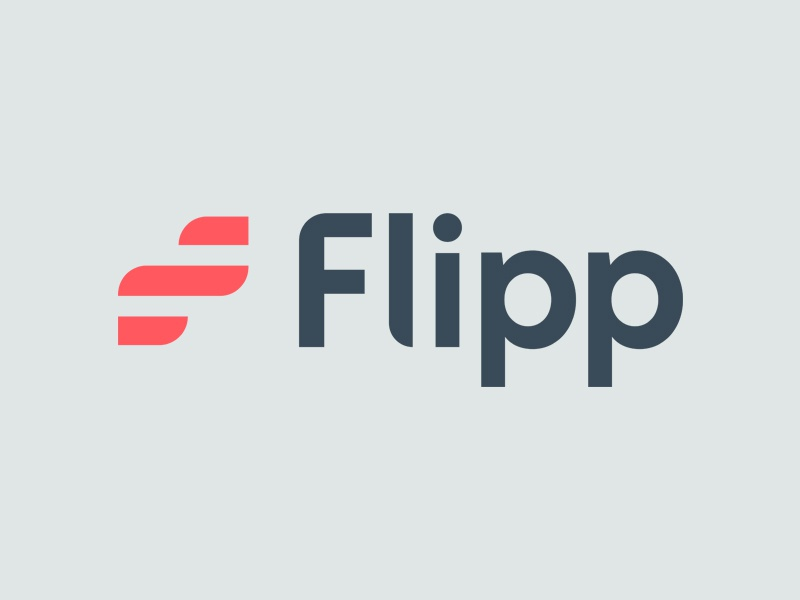 Flipp Logo icon f flip flipp logo