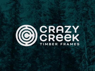 Crazy Creek Timber Frames Logo