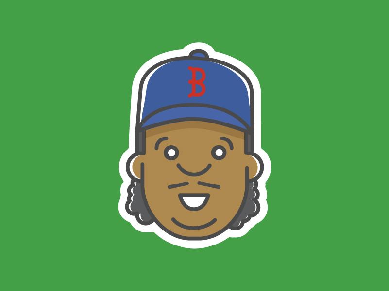 Pedro Martinez boston pitcher mlb pedro red sox baseball