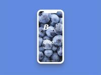 Fruit_blueberries