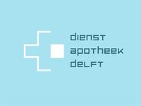 Logo Dienst Apotheek Delft