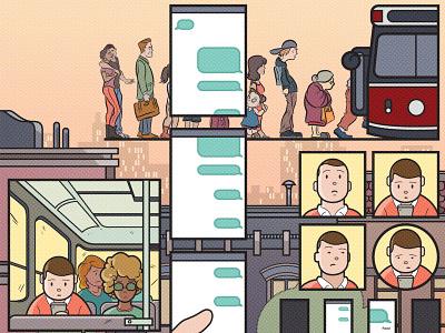 Mini Comic comic chris ware comics illustration toronto