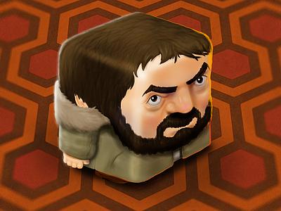 Stanley Kubik character game art game-design icoeye illustration