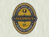 Fezziwig's Label