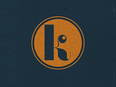K-Exploration PT2 retro icon typography packaging logo design vector illustration labels logo marketing graphic design design branding